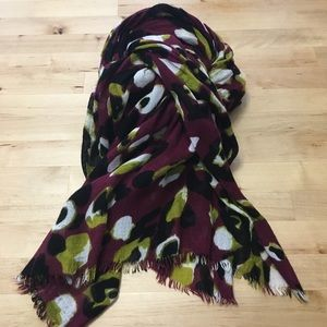 Animal Print Inspired Scarf